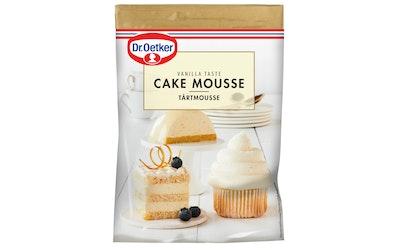 Dr. Oetker Kakkumousse vanilja 90g