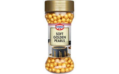 Dr.Oetker 42g soft golden pearls