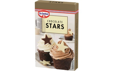 Dr. Oetker suklaatähdet 20g cupcake