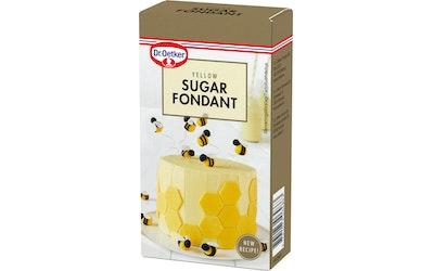 Dr.Oetker sokerimassa keltainen 250g