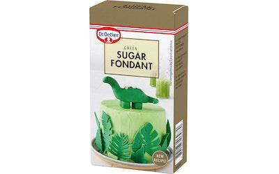 Dr Oetker vihreä sokerimassa 250g