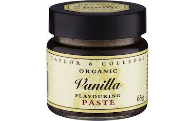 TaylorColl  vanilla paste 65g luomu