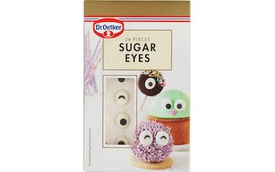 Dr. Oetker kor.kuviot 10g sugar eyes