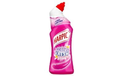 Harpic 750ml Pink Blossom WC-puhdistusai