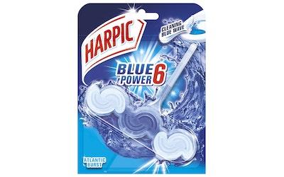 Harpic wc-raikastin ColorPower6 sininen Atlantic Burst