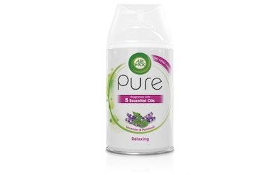 Airwick Pure ilmanraikastaja täyttö 250ml lavender & pachouli