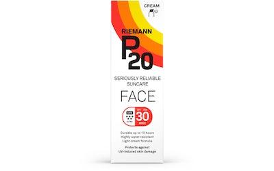 P20 aurinkovoide kasvoille 50g sk30