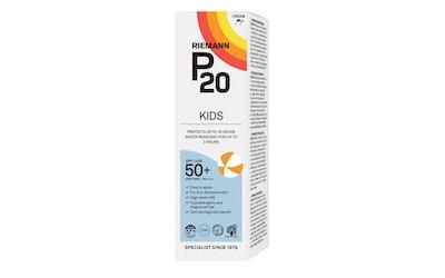 P20 aurinkosuojavoide 100ml sk50+ Kids