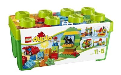 Lego Duplo My First 10572 All-in-One leikkilaatikko