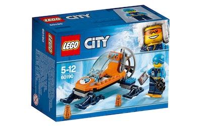 Lego City Arc.Exp. 60190 Arktinen jääliitokone