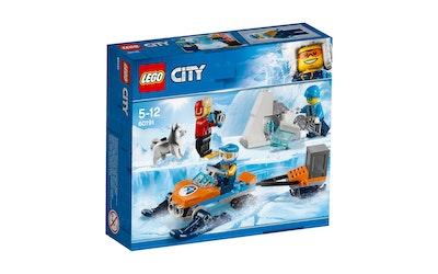 Lego City Arc.Exp. 60191 Arktiset tutkimusretkeilijät