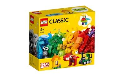 Lego Classic 11001 Palikoita ja ideoita