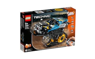 LegoTechnic 42095 Kauko-ohjattava stunttikilpa-auto