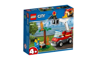 Lego City Fire 60212 Grillipalo