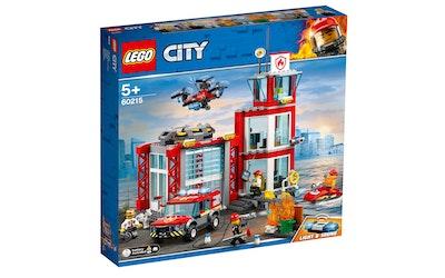 Lego City Fire 60215 Paloasema - kuva