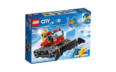 Lego City Great Vehicles 60222 Lumikissa