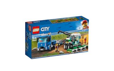 Lego City Great Vehicles 60223 Leikkuupuimuri