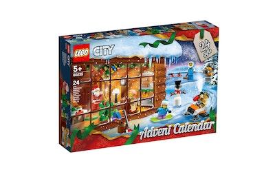 Lego City Town 60235 City Joulukalenteri S19