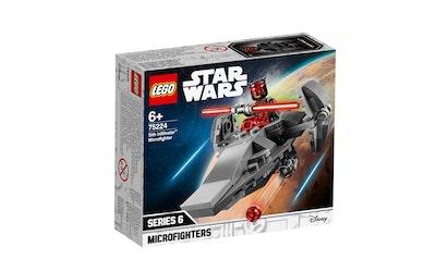 Lego Star Wars 75224 Sithsoluttautuja-mikrohävittäjä