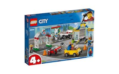 Lego City Town 60232 Huoltoasemakeskus