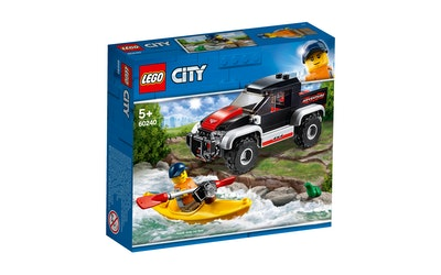 Lego City Great Veh 60240 Kajakkiseikkailu