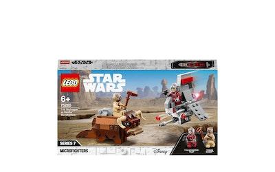 Lego Star Wars 75265 T-16 Skyhopper vastaan Bantha-mikrohävittäjät