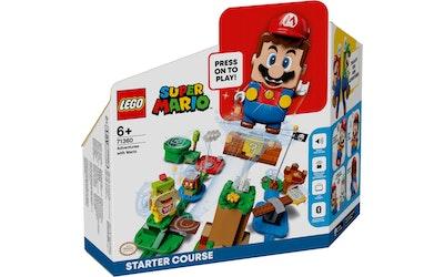 LEGO Super Mario 71360 Seikkailut Marion kanssa - aloitusrata - kuva