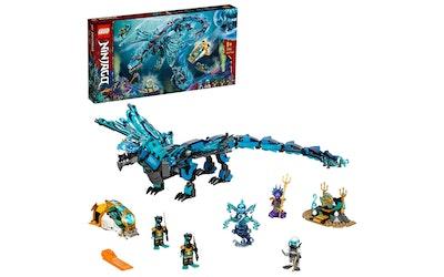 LEGO Ninjago 71754 Vesilohikäärme - kuva