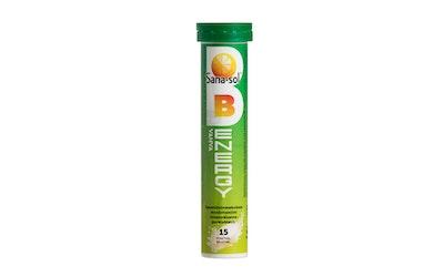 Sana-sol B-Energy 15 poretabl appelsiini 78g