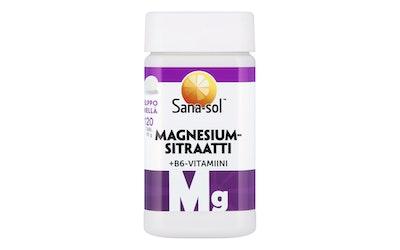 Sana-sol Magnesium+B6 120tabl/86g