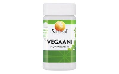 Sana-sol monivitamiini 150kpl vegaani