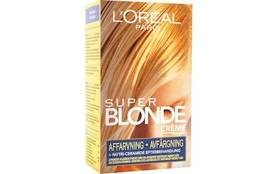 L'Oréal Paris Perfect Super Blonde crème värinpoisto