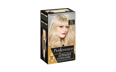 Preference kestoväri 10.1 Helsinki Extra Light Ash Blonde
