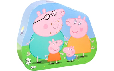 Peppa Pig and Family Deco palapeli