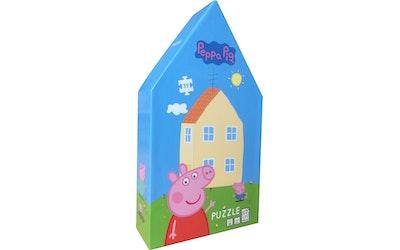 Peppa Pig House Deco palapeli