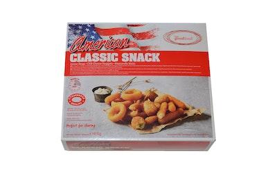 Feel Good Food american classic snack 410g pakaste