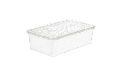 Plast Team Basic box kenkälaatikko pieni - kuva