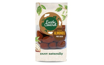 Earth Control kaakaomanteli 150g