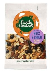 Earth Control nuts&choco 120g
