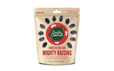 Earth Control 275g Mighty raisins