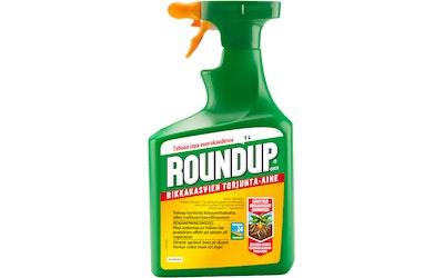 Roundup Quick rikkakasvien torjunta-aine 1L