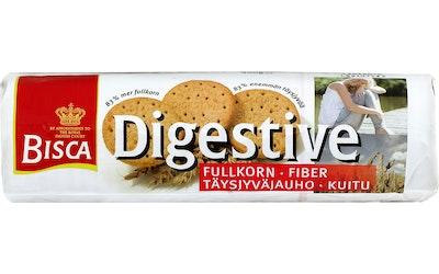 Bisca Digestive 400g täysjyväkeksi