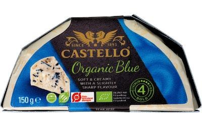 Castello blue sinihomejuusto 150g luomu
