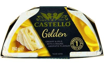 Castello golden valkohomejuusto 150g