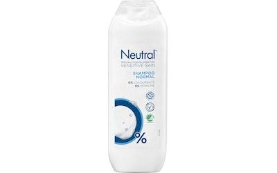 Neutral 250 ml shampoo