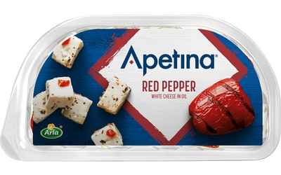 Arla apetina snackjuusto 100g paprika