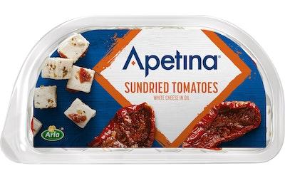 Arla apetina snackjuusto 100g aurinkokuivatut tomaatit