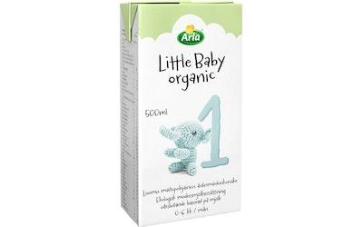 Arla Little Baby1 äidinmaidonkorvike 0-6kk 500ml luomu