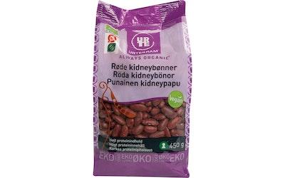 Urtekram kidneypapu pun 450g luomu