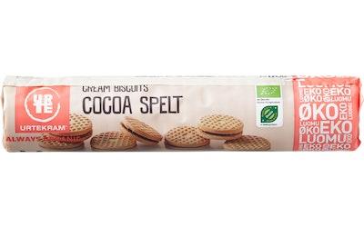 Urtekram 170g luomu Cream Biscuits Cocoa